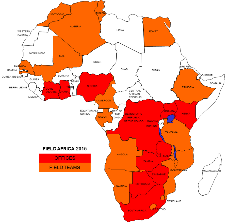 marketing research coverage of africa